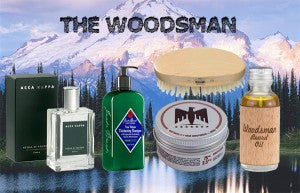 MenEssentials Grooming Guide: The Woodsman