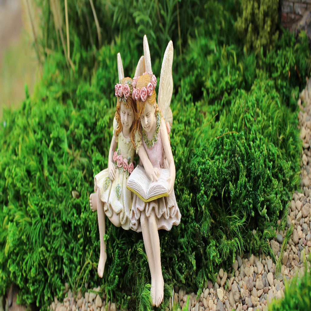 Fairy Garden Fairies Fly By Night Fairy Gardens