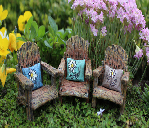 Fairy Furniture – Fly By Night Fairy Gardens