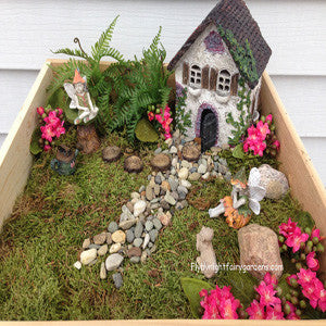Fairy Garden Kits Fly By Night Fairy Gardens