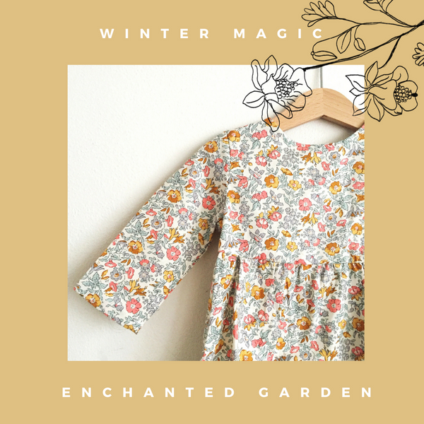 Mimi Dress | Enchanted Garden
