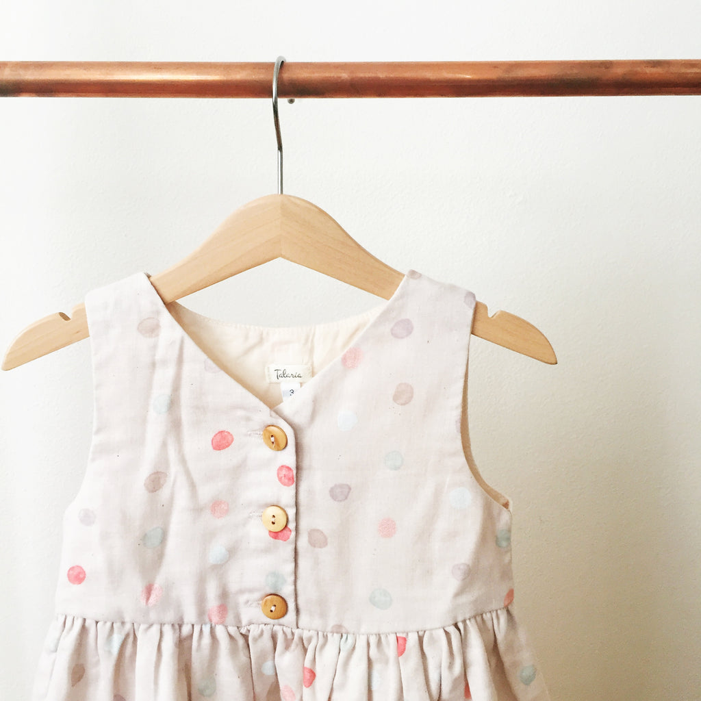 Lauren Dress | Berry Spots