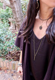 CASSIDY LONG Necklace by NICOLE LEIGH Jewelry