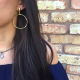 CASSIE Earrings by NICOLE LEIGH Jewelry