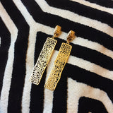 DANIELLE Earrings by NICOLE LEIGH Jewelry