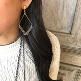HAVEN Earrings by NICOLE LEIGH Jewelry