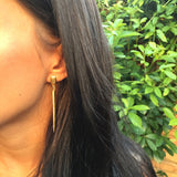 HARLEY Earrings by NICOLE LEIGH Jewelry