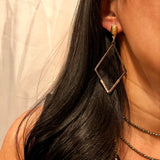 CHARLIE Earrings by NICOLE LEIGH Jewelry