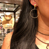 CASSIE MINI Earrings by NICOLE LEIGH Jewelry