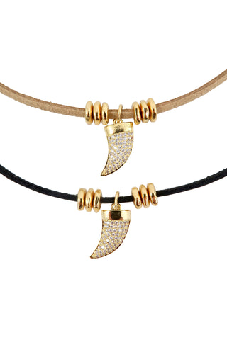KYLIE gold Necklace by NICOLE LEIGH Jewelry