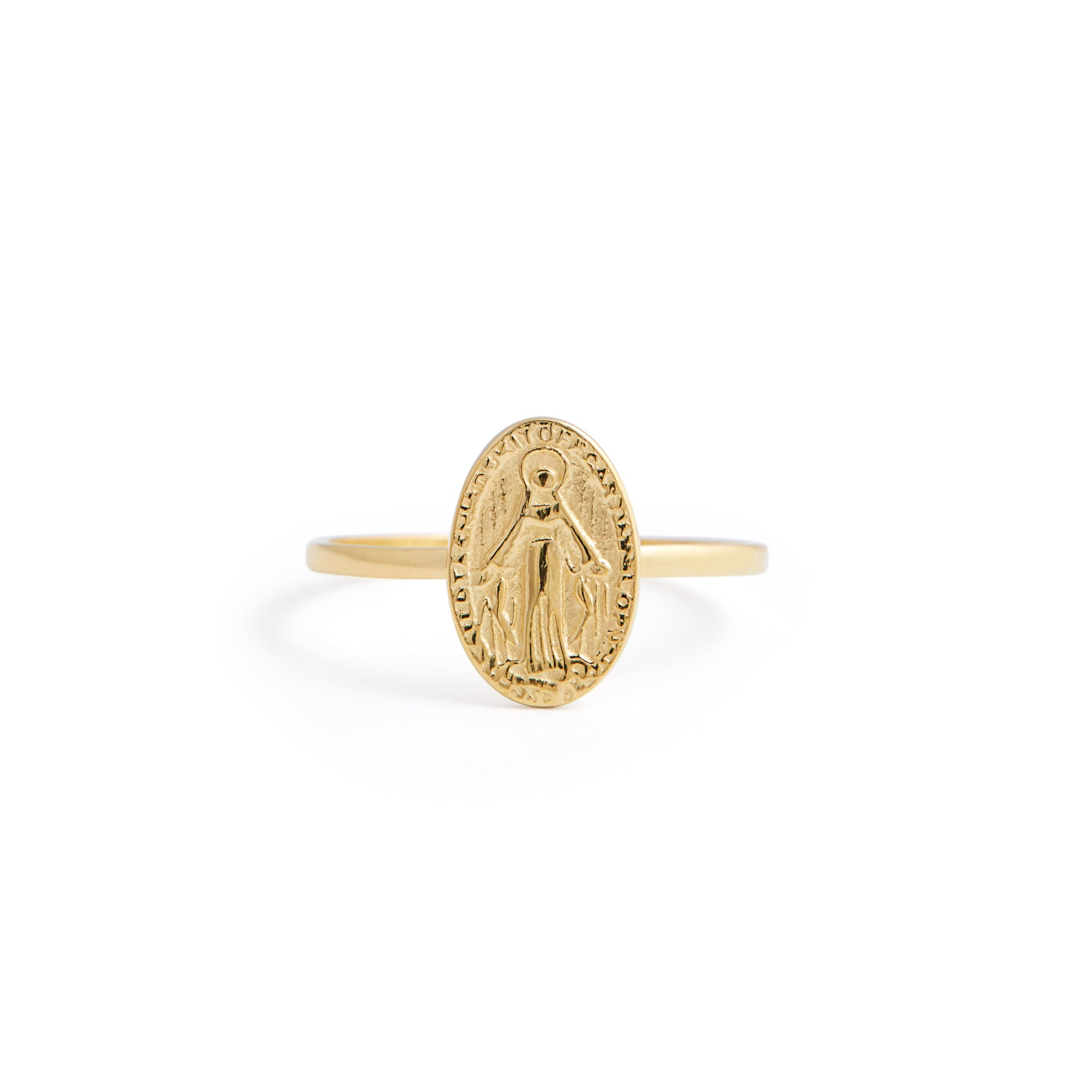 Holy Ring - Vermeil