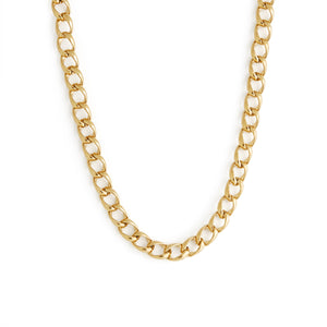 Allure Necklace - Gold Plated
