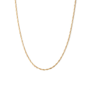 Torsade Necklace - 10k Gold