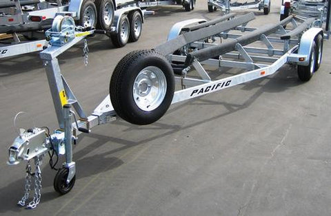 Pacific Boat Trailers - New Galvanized Boat Trailer