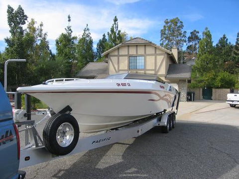 Pacific Boat Trailers - New Aluminum Boat Trailer