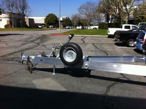 Military Boat Trailers