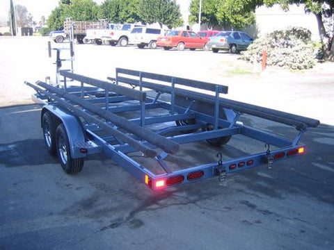 Pontoon Boat Trailers Pacific Trailers