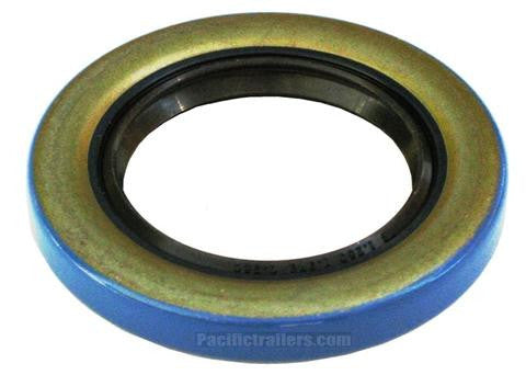 The ROP Shop Trailer HUB Grease Seals Double Lip 1.249 x 1.983 Replace TruRyde 34823 Axle 4