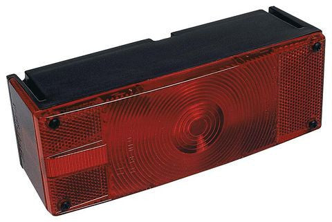 WESBAR Low Profile Left Tail Light (Roadside) #403026 - Pacific Boat Trailers