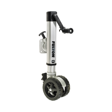 FULTON F2 Twin Track Trailer Jack, Bolt-On 1,600 lb. #1413020134 - Pacific Boat Trailers