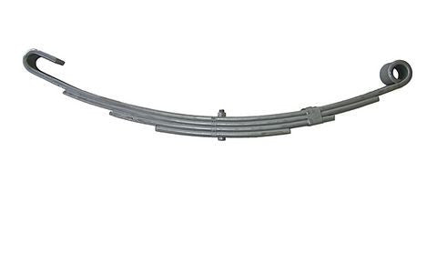 "Trailer Leaf Spring, 4-Leaf (C-Hook) 26 1/4"" - Pacific Boat Trailers"