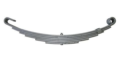 "Trailer Leaf Spring, 6-Leaf (C-Hook) 26 1/4"" - Pacific Boat Trailers"