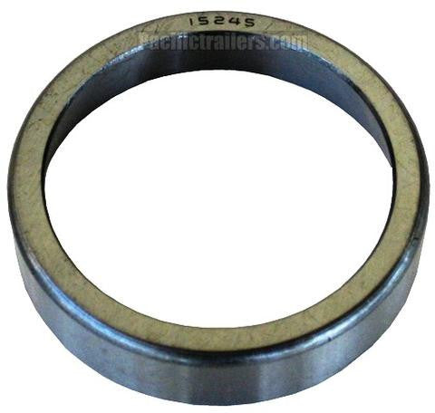 Bearing Race/Cup #15245 for use with 15123 bearings - Pacific Boat Trailers