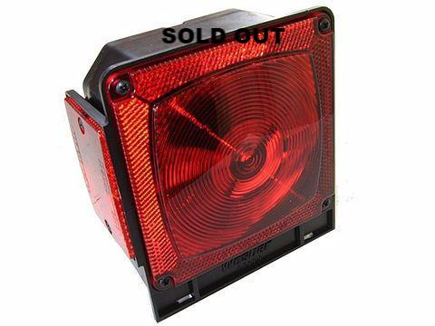 "NO LONGER IN STOCK ...WESBAR Submersible Left Hand ""Under 80"" Tail Lamp #2523023 - Pacific Boat Trailers"