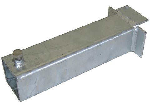 Heavy Duty Galvanized Load Guide Base - Pacific Boat Trailers