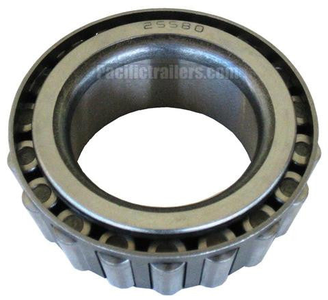 "Trailer Bearing #25580 for 5200-8000lb. axles, 1.750"" ID - Pacific Boat Trailers"