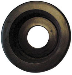 "Rubber Grommet for 2.5"" Round Marker Lights - Open Back, Flush Mount - Pacific Boat Trailers"