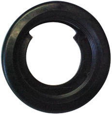 "Rubber Grommet for 2"" Round Marker Lights - Open Back, Flush Mount # CL-22000GM - Pacific Boat Trailers"