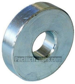 UFP A-60 Front Rollers, Zinc Plated (2-Pack, A-60 Only) # 34371 - Pacific Boat Trailers