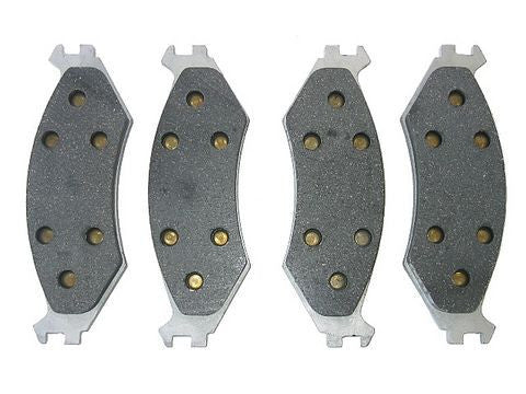 UFP DB-42 Disc Brake Pads (One Axle Set) #33016-A - Pacific Boat Trailers