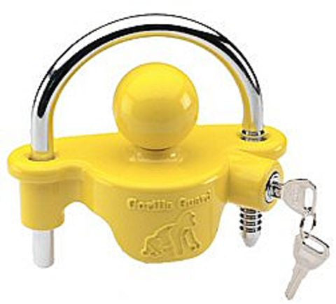 Tow Ready Universal Fit Trailer Coupler Lock #63226 - Pacific Boat Trailers