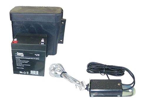 High Output Gel Cell Breakaway Kit for Electric/Hydraulic Actuators #4822100 - Pacific Boat Trailers