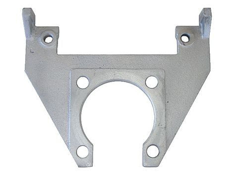 "KODIAK 10"" Dacrament finish Caliper Mounting Bracket.#CMB-10-U-DAC - Pacific Boat Trailers"