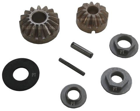 Bulldog 7,000 lb. Sidewind Gear Replacement Kit #5002581360 - Pacific Trailers