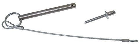 UFP A-84 Hitch Pin Kit #40110 - Pacific Boat Trailers