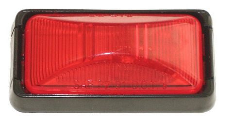 WESBAR Red Clearance/Side Marker Light #203293 - Pacific Boat Trailers