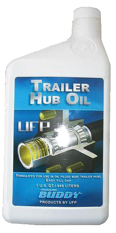 Trailer Buddy Hub Oil (1 Quart) UFP #07032 - Pacific Boat Trailers