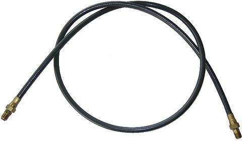 "Rubber Brake Hose Assembly Flexible Trailer Brake Line, 101"" #37204-101 - Pacific Boat Trailers"