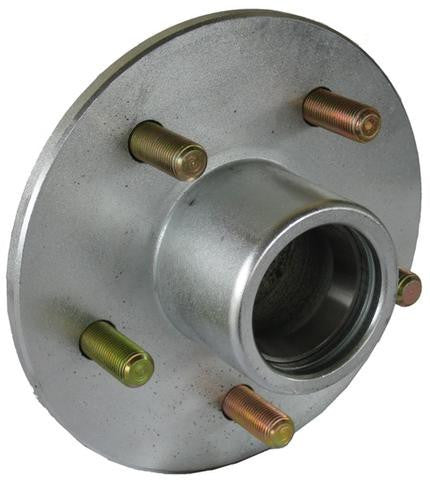 "Trailer Wheel Hub for 3500lb. axles, 5 on 4.5"" Zinc Plated # 13684 - Pacific Boat Trailers"