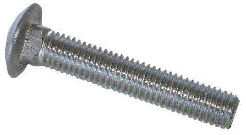 3/8'-16 Stainless Steel Trailer Carriage Bolts - Pacific Boat Trailers