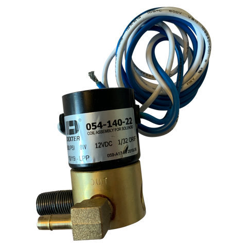 Trailer Buddy UFP Electric Reverse Solenoid Valve with Fittings #34500 054-101-00 - Pacific Boat Trailers