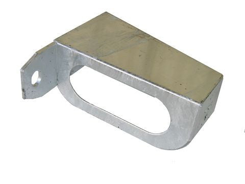 Galvanized Right Hand Trailer Tail Light Bracket - Pacific Boat Trailers