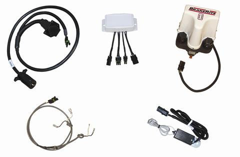 Brake Rite-II SD Electric/Hydraulic Brake Actuator-Kit #4835700 - Pacific Boat Trailers