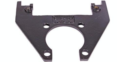"KODIAK 10"" E-Coated Caliper Mounting Bracket.# CMB-10-U - Pacific Boat Trailers"