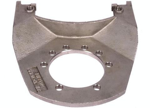 "KODIAK 12"" Stainless Steel Caliper Mounting Bracket. #CMB-12-U-SS - Pacific Boat Trailers"