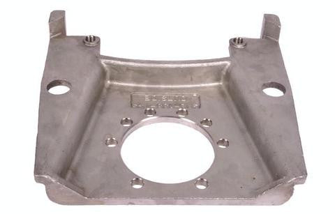 "KODIAK 13"" Stainless Steel Caliper Mounting Bracket. #CMB-133-7-SS - Pacific Boat Trailers"